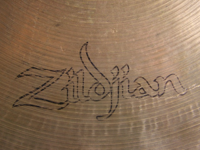 Hollow Ink Zildjian